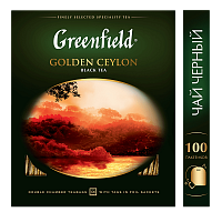 Greenfield Golden Ceylon Чай черный 100 шт.